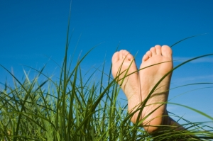 De voeten als oplossing voor migraine voetreflex