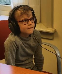 Leerachterstand of gedragsprobleem oplossen met Johansen Sound Therapie - audiotest Gideon